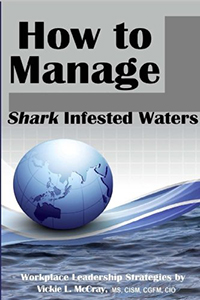 How to Manage Shark Infested Waters Book