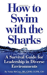 How to Swim with the Sharks book cover